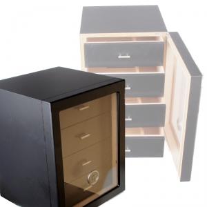Angelo Humidorschrank Cabinet Black V-1350