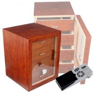 Cigar Oasis 2.0 Angelo Humidorschrank Cabinet Wood V-1350