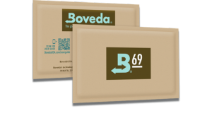 Boveda groß 69% 60 Gramm Befeuchter Pouch