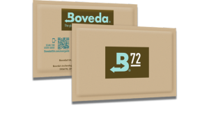 Boveda groß 72% 60 Gramm Befeuchter Pouch
