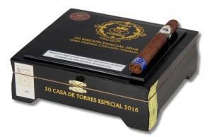 Zigarre Casa de Torres Limited Edition Gran Corona Colorado Maduro 2016