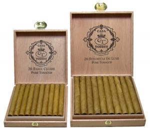 20 Stk Cigarillos Casa de Torres Senoitas de Luxe