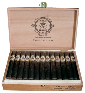 Zigarre Casa de Torres Corona Maduro