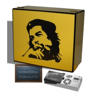 Limited Edition Che Guevara Humidor Airsystem - Cohibafarbe Cigar Oasis Ultra Cigar Oasis Ultra