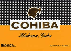 Cohiba Zigarre Kuba Esplendidos
