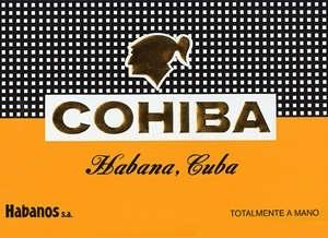 Cohiba Zigarre Kuba Panetelas