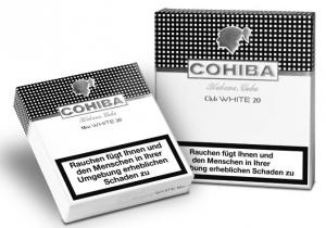 20er Pack Cohiba Zigarillo Club White