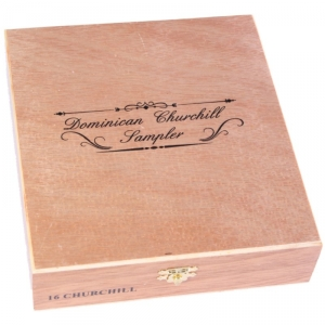 16er Dominican Churchill Geschenkpackung Hand Made by Victor Sinclair