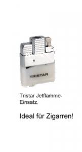 Tristar Umrüstsatz für Benzinfeuerzeuge auf Jetflame