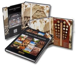 Fachbuch: Die Welt der Habanos inkl. CD und Ringmaßlehre