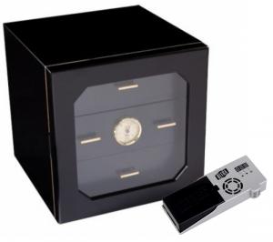 Cigar Oasis Ultra 2.0 Adorini Humidor Chianti medium deluxe V-1060