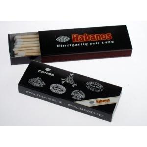 Habanos Zigarren Streichholz