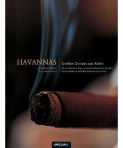 Fachbuch: Havannas Großer Genuß aus Kuba