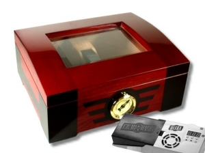 Cigar Oasis Ultra Furniervariation Humidor V-430 Cigar Oasis Ultra