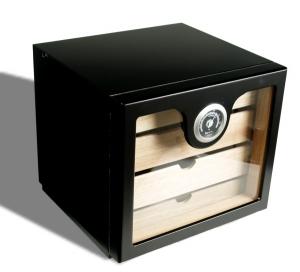 Sonderangebot Black Humidorschrank