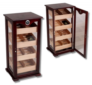 Humidor Gastrovitrine Imperial Polymerbfeuchter
