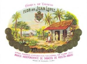 Zigarre Juan Lopez Seleccion No.2