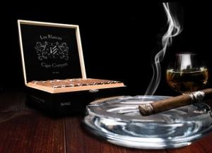 Zigarre Los Blancos NINE Lancero
