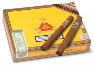 Zigarre Montecristo Churchill Añejado
