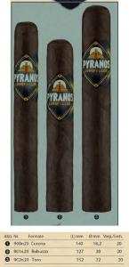 Zigarre Pyranos Corona