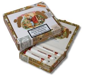 Romeo y Julieta 3er Zigarrengeschenkpackung Los Tres Romeos