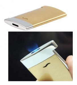 S.T. Dupont Feuerzeug Slim 7 Gold Flat_Flame