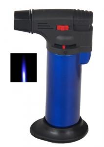 Torch Feuerzeug Jetflamme blue mettalic