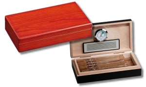 Pocket Humidor Travel Classic Cherry
