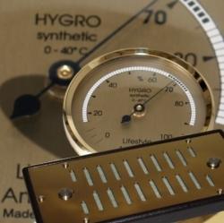 Premium Humidor Upgrade Gold groß
