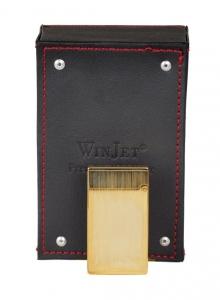 Winjet Premium Steinfeuerzeug gold