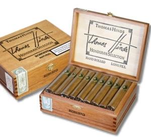 Zigarre Thomas Hinds Honduras Robusto