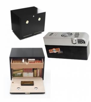Cigar Oasis EXCEL Adorini Humidor Habana - Deluxe