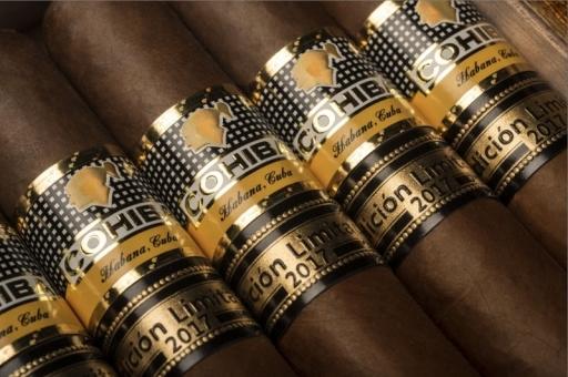 Edicion Limitada 2017 Cohiba Zigarre Talisman