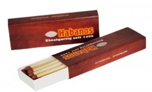 Habanos Zigarren Streichholz neues Design