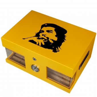 Necuma Humidor High End Che Guevara Edition Airsystem
