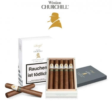 Davidoff Zigarre Winston Churchill Limited Edition 2021